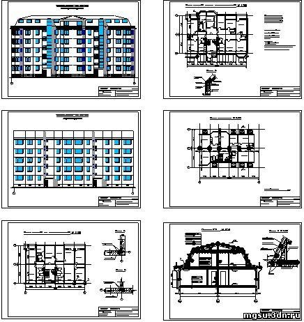 О порядке реконструкции жилых домов и нежилых построек.