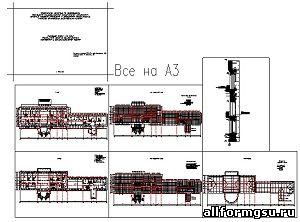 Реконструкция усадьбы Суханово Все