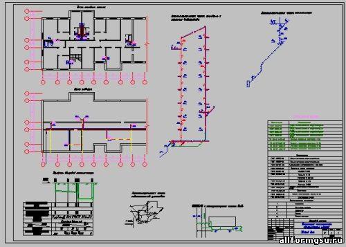 оборудования зданий