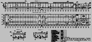 Дипломные работы Технология строительных процессов Каталог  Завод длинномерных железобетонных напорных труб производительностью П 40000 м2 год